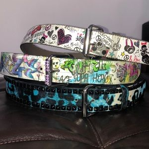 Group of belts